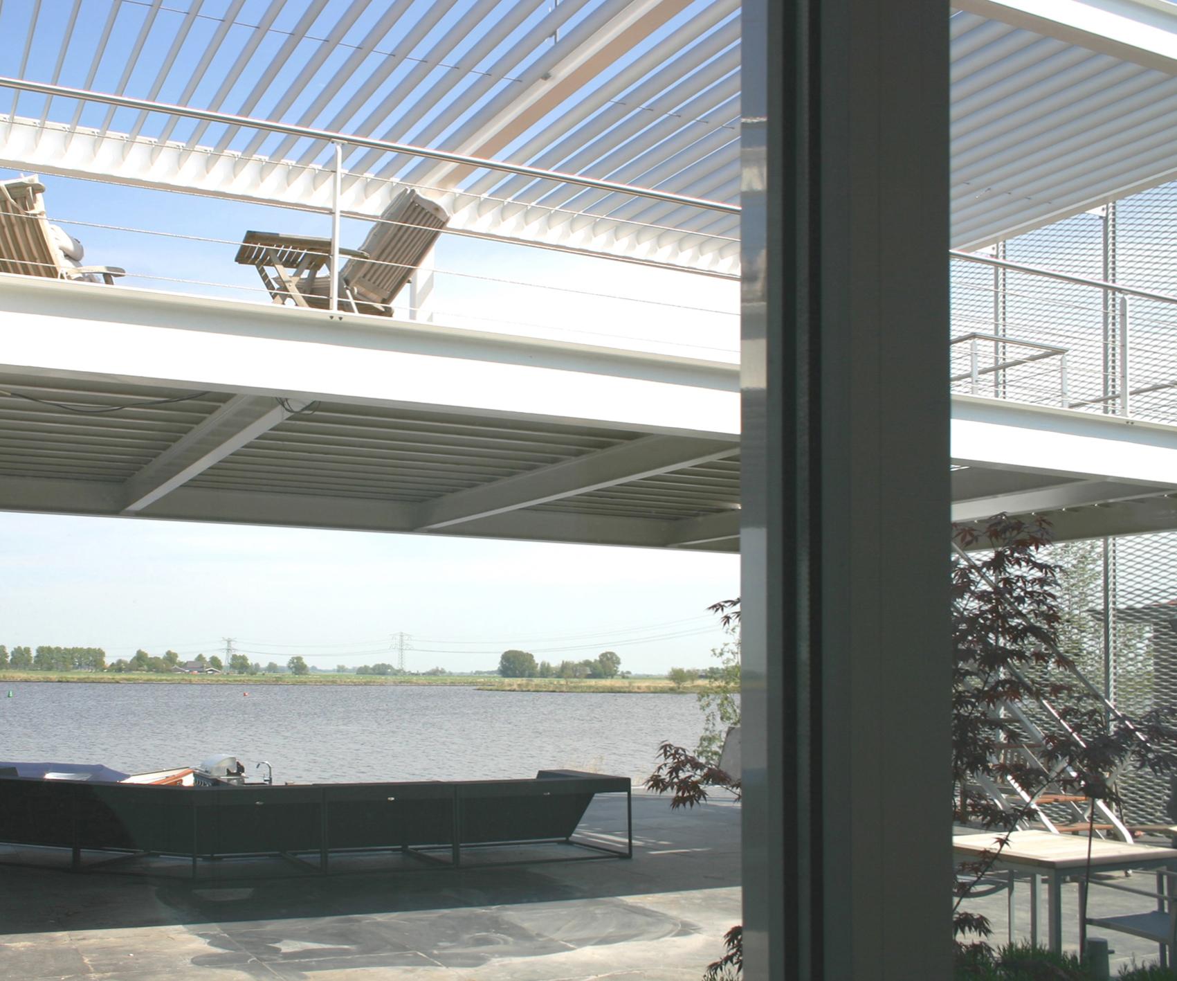 Great Lightweight Construction Steel Study House II   Archipelontwerpers    Architectenbureau Den Haag Amazing Design