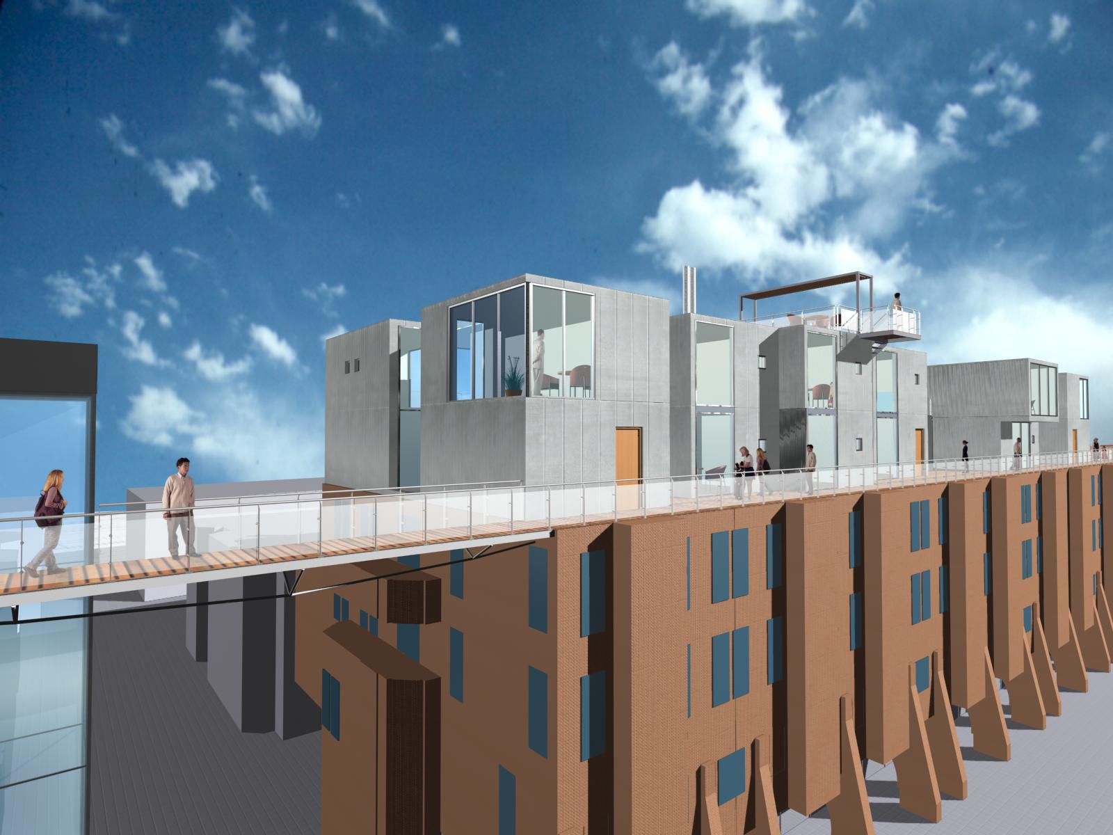 Architectenbureau Den Haag : Boogjes rotterdam archipelontwerpers architectenbureau den haag